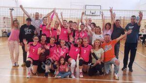 CSȘ Târgoviște, calificare la turneul final al Campionatului Național de volei pentru speranțe