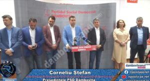 Read more about the article Apel public făcut de PSD Dâmbovița, la Ministrul de Interne, Lucian Bode