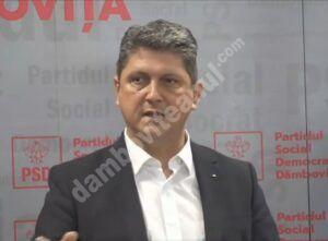 Read more about the article Titus Corlățean, senator PSD, despre situația de la Cojasca: prezumpția de nevinovăție a fost o glumă de la bun început, în acest caz