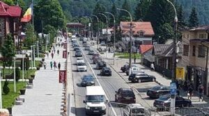 Read more about the article Trafic deviat, pe Valea Prahovei, din cauza aglomerației