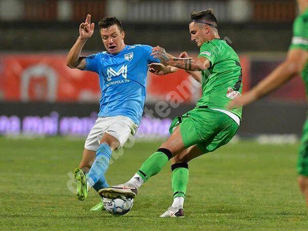 You are currently viewing Vadim Rață, fost jucător la Chindia Târgoviște, a debutat cu gol la FC Voluntari