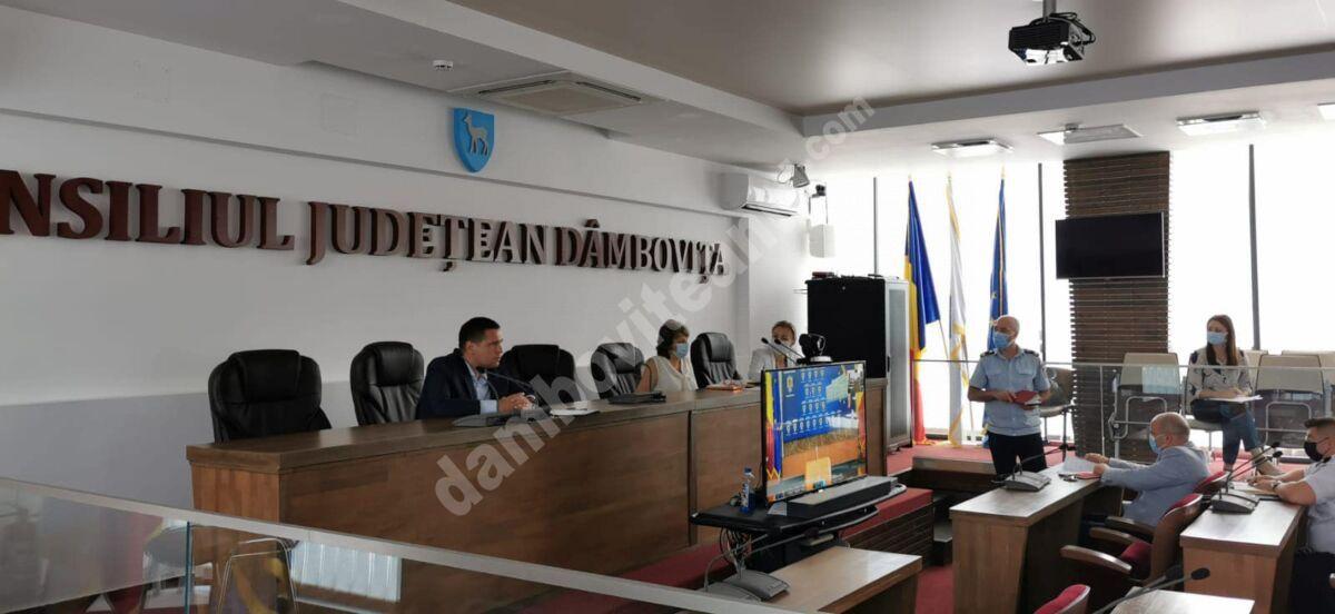 You are currently viewing Președintele CJD a convocat, în această seară, Comitetul Județean pentru Situații de Urgență Dâmbovița