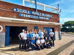 Read more about the article Elevi militari în tabără de vară la Veneția