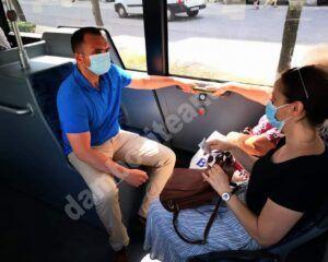 """Read more about the article Primarul municipiului Târgoviște a spus astăzi din nou """"Stop! Azi mașina stă pe loc!"""""""