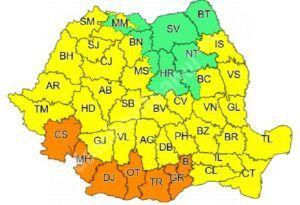 Read more about the article AVERTIZARE METEO 28-31 IULIE: COD GALBEN DE VREME CANICULARĂ ÎN JUDEȚUL DÂMBOVIȚA
