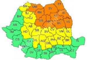 Read more about the article COD GALBEN de vijelii și instabilitate atmosferică, în județul Dâmbovița!