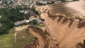 Read more about the article Masivă alunecare de teren în Germania,  lângă Koln