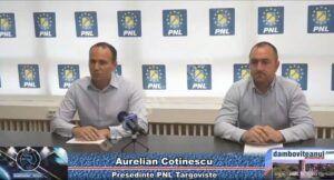 Read more about the article Președinte PNL Târgoviște, Aurelian Cotinescu: cred că jucăm cu toții, ca târgovișteni, într-un film prost