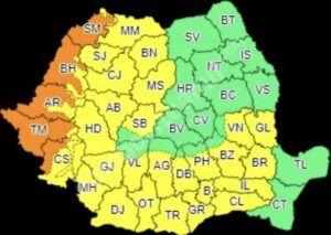 Read more about the article AVERTIZARE METEO, 13 IULIE 2021: COD GALBEN DE CANICULĂ ÎN DÂMBOVIȚA!