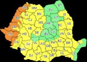 Read more about the article AVERTIZARE METEO 14-15 IULIE: CANICULĂ ȘI DISCONFORT TERMIC ÎN JUDEȚUL DÂMBOVIȚA
