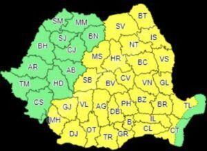 Read more about the article AVERTIZARE METEO 15-16 IULIE: Cod galben de caniculă în tot județul Dâmbovița!