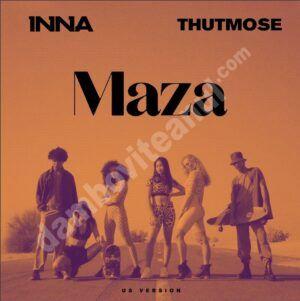 """Read more about the article INNA lansează versiunea US a single-ului """"Maza"""" cu Thutmose"""
