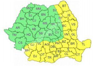 Read more about the article METEO, 17-18 IULIE: CANICULĂ ȘI DISCONFORT TERMIC ACCENTUAT ÎN DÂMBOVIȚA!