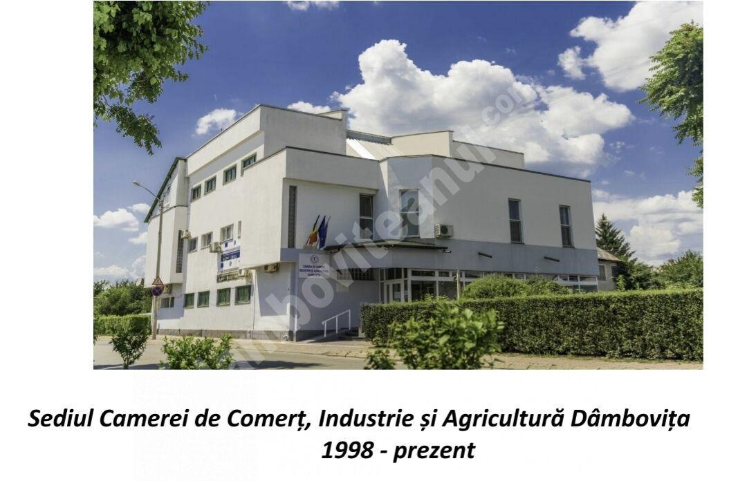 You are currently viewing Camera de Comerț, Industrie și Agricultură Dâmbovița ,Istorie – Tradiție – Actualitate