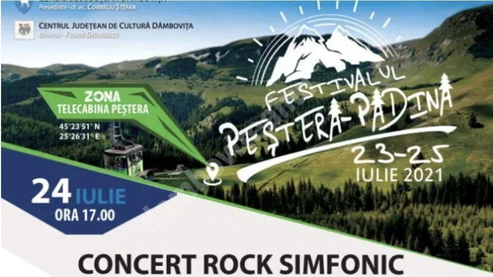 """You are currently viewing Festivalul """"Peștera – Padina"""" se desfășoară conform programului anunțat de organizatori!"""