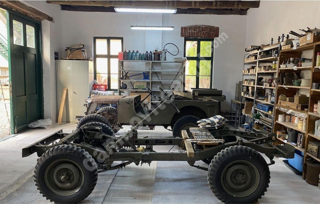 You are currently viewing Atelierul Auto al Regelui Mihai se deschide publicului