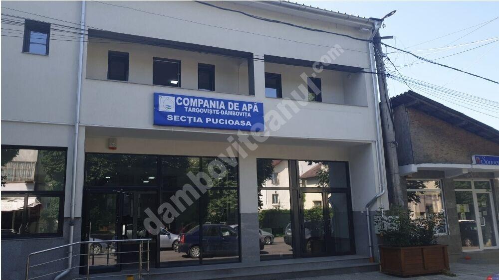 You are currently viewing Compania de Apă Târgoviște Dâmbovița are un nou birou de informații, la Pucioasa!
