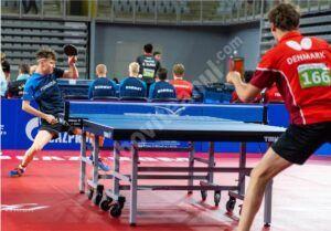 Read more about the article Târgovișteanul Darius Emanuel Movileanu a câștigat 3 medalii la Campionatul European de Tenis de Masă U19