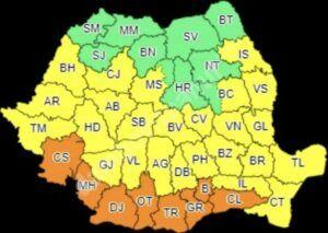 Read more about the article Temperaturile caniculare nu părăsesc județul Dâmbovița, în următoarele zile!
