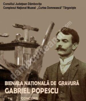 """Read more about the article ÎNCEP ÎNSCRIERILE PENTRU EDIŢIA A VIII-A 2021 A BIENALEI NAŢIONALE DE GRAVURĂ """"GABRIEL POPESCU"""""""