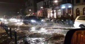 Read more about the article Fenomene meteo extreme, azi noapte, în România