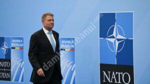 Read more about the article Numele lui Klaus Iohannis, luat în calcul pentru funcția de secretar general al NATO