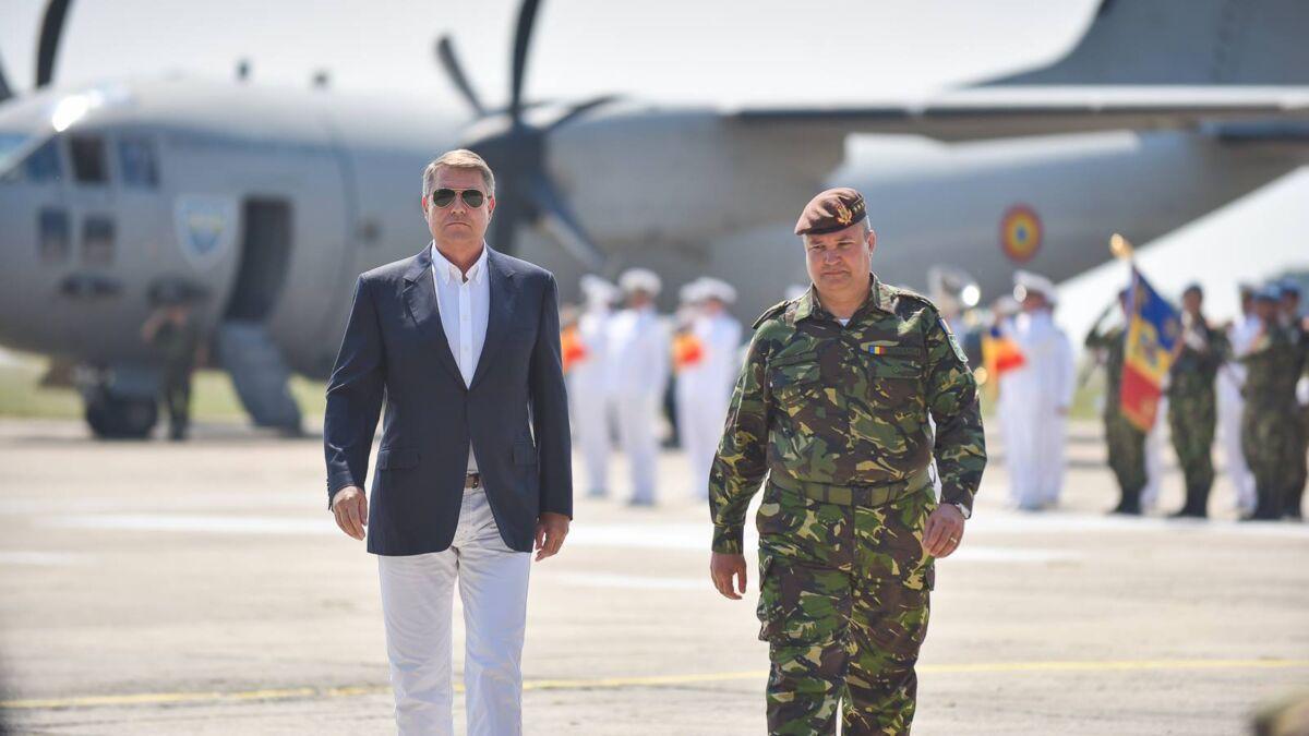 You are currently viewing Mesajul președintelui Klaus Iohannis de Ziua Aviației