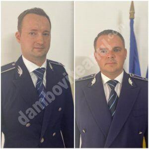 Read more about the article NOI NUMIRI ÎN CONDUCEREA POLIȚIEI ORAȘULUI GĂEȘTI