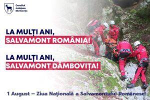 Read more about the article Președintele CJ Dâmbovița, mesaj de ziua Salvamont: le mulțumesc că sunt alături de cei care au nevoie de ajutor
