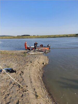 Read more about the article Cinci copii s-au înecat în râul Siret. Pompierii îi caută în continuare