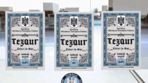 Read more about the article Titlurile de stat TEZAUR pot fi cumpărate și în luna august