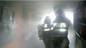 Read more about the article Flăcări și fum într-un apartament din municipiul Târgoviște!