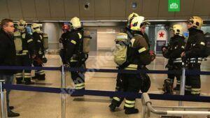 Read more about the article Alertă, pe Aeroportul Henri Coandă din Capitală